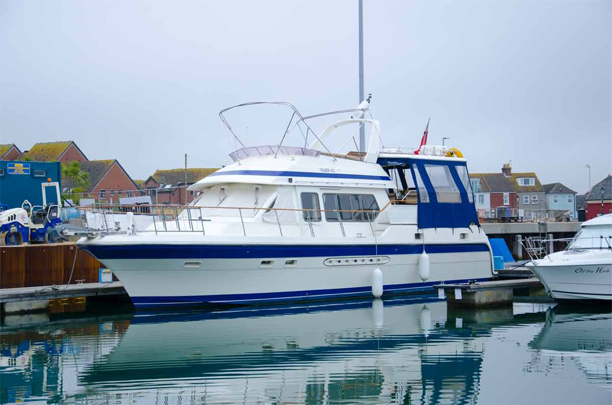 boat hire poole